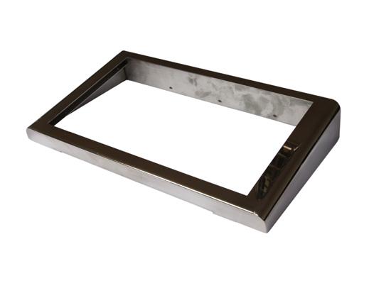 镜面不锈钢焊接抛光件